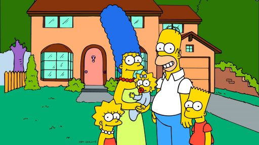 The Simpsons Fox huis