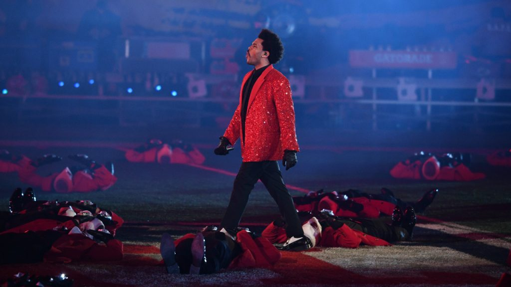The Weeknd Day Super Bowl