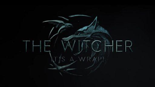 The Witcher seizoen 2 wrap
