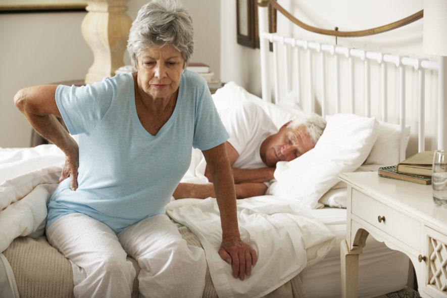 Boven de 55 jaar krijgt één op de drie vrouwen osteoporose