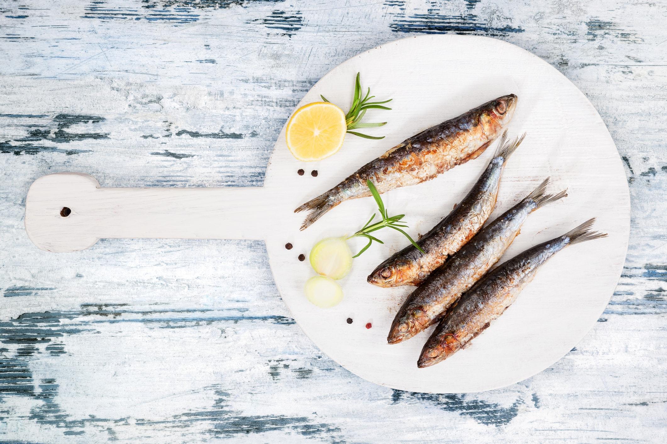 Les sardines : bonnes pour le cœur et le système immunitaire