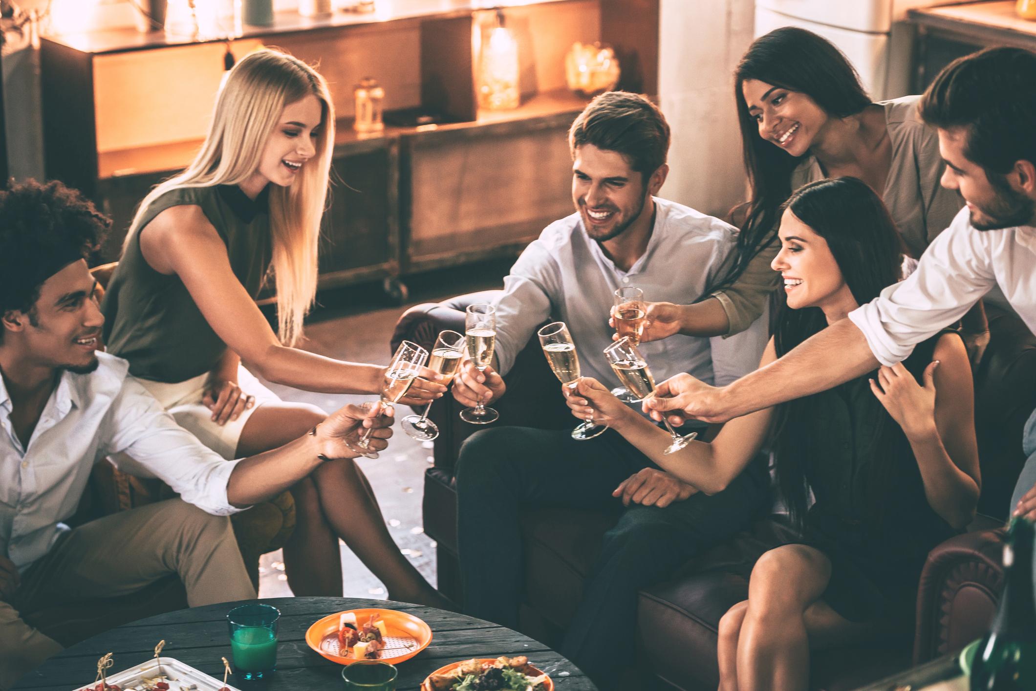 6 conseils pour une fête réussie chez vous