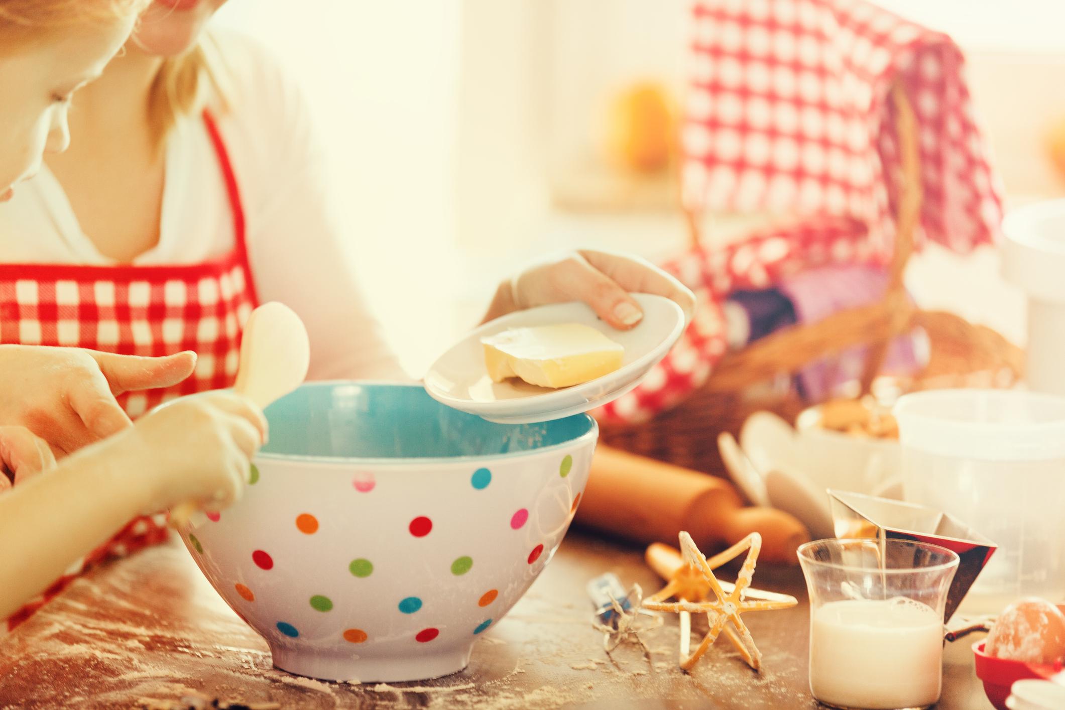 Les petits chefs: cuisiner ensemble avec les enfants