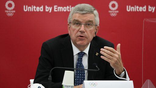 Thomas Bach IOC