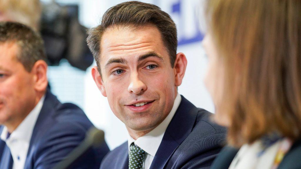 Tom Van Grieken Vlaams Belang