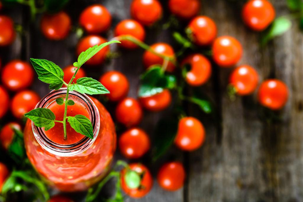 Energie in je glas: dit tomatensapje is dé kickstart van je dag
