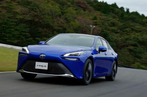 Toyota maakt auto op waterstof Mirai in een klap 20 procent goedkoper
