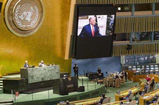 Hanengevecht tussen China en de VS beheerst Algemene Vergadering VN