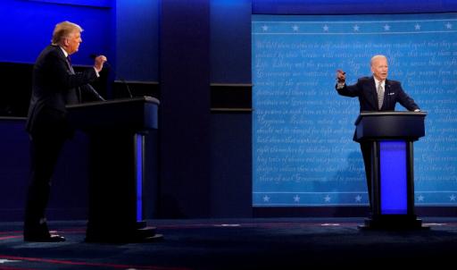 Laatste presidentieel debat zal met gedempte microfoons verlopen