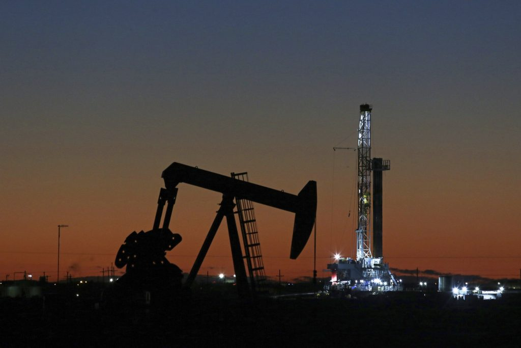 Uitstoot olieproductie