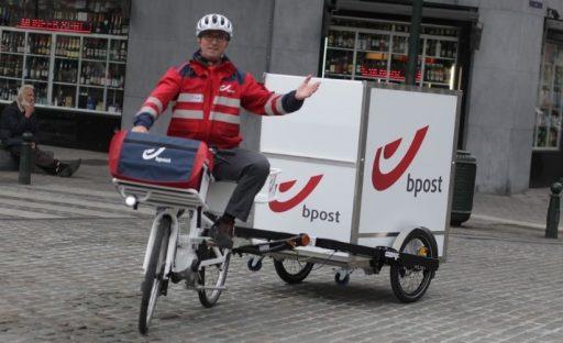Le projet bruxellois Cairgo Bike va recevoir 4,7 millions d'euros de l'UE