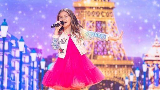 Valentina Junior Eurovisiesongfestival