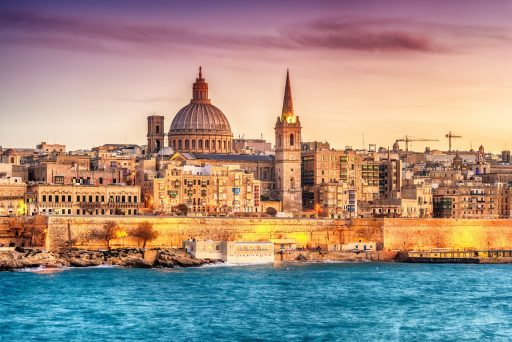 5 niet te missen adresjes in Valletta, de hoofdstad van Malta