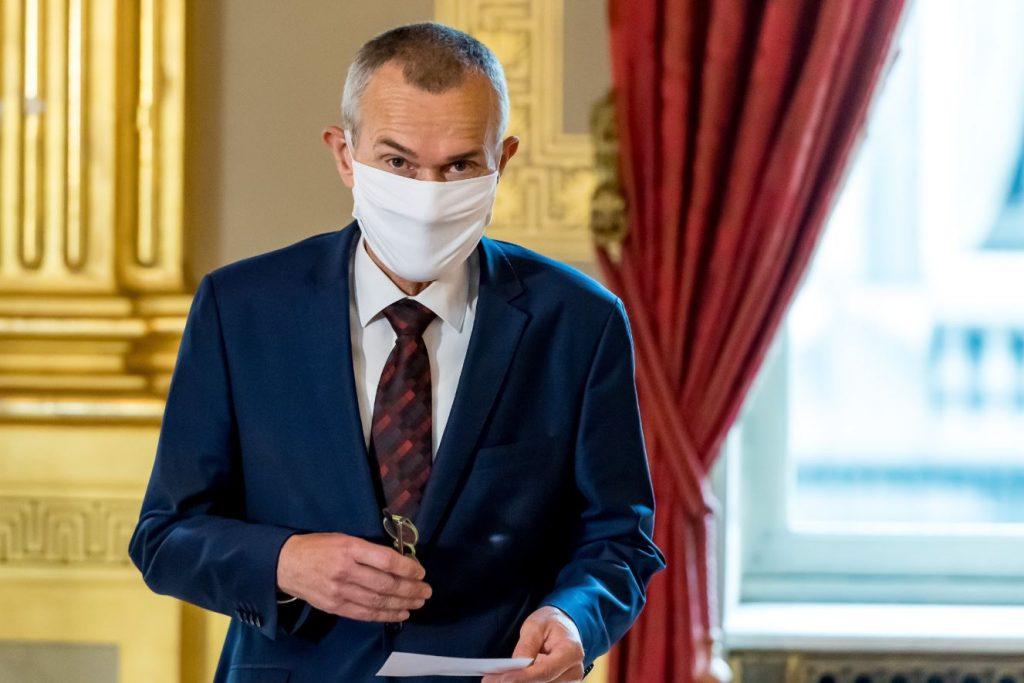 Vandenbroucke: 'Situatie in Wallonië en Brussel is gevaarlijkste van heel Europa'