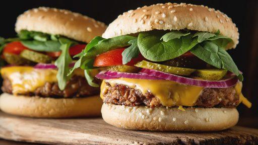 Veggieburgers en vegetarische salami mogen zo blijven heten van Europees Parlement