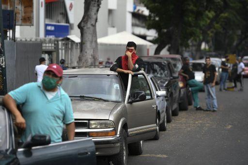 Venezolaanse petroleumproductie is volledig stilgevallen