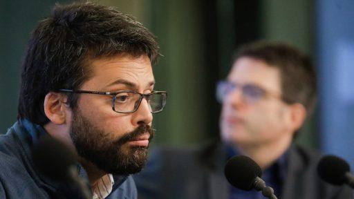 Microbioloog Emmanuel André