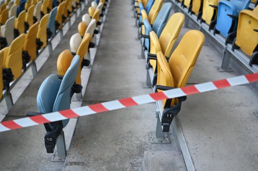 Strengere maatregelen in Belgische voetbalstadions; supporters blijven welkom in bubbels van vier