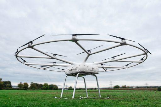 Volocopter en DB Schenker ontwikkelen vrachtdrone die 200 kilo kan transporteren