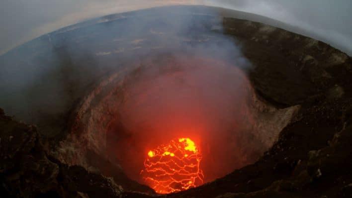 exploitation volcanique