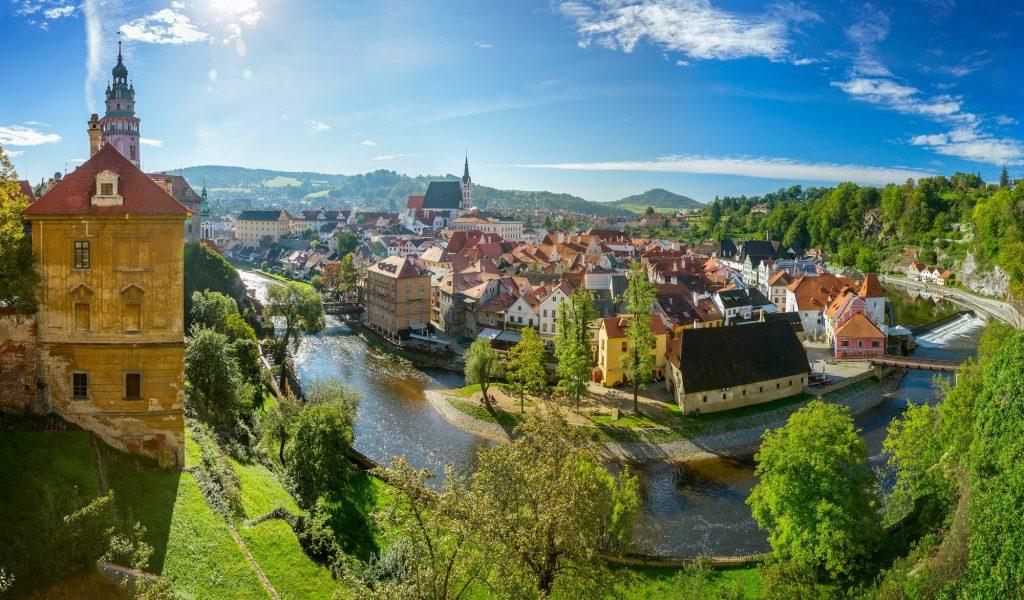 Waan je in Tsjechië dankzij Becherovka