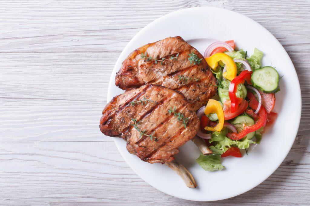 Waarom varkensvlees goed is voor sporters