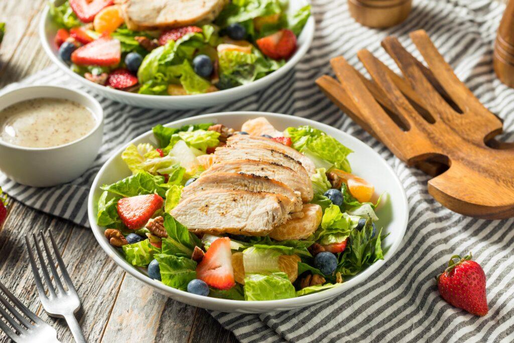 Wat eet je het best voor en na het sporten?