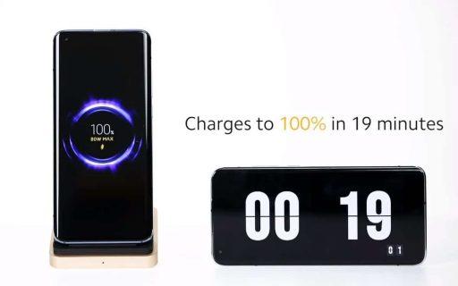 Xiaomi dévoile un chargeur capable de recharger un smartphone à 100% en 19 minutes
