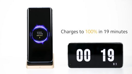 Xiaomi komt met supersnel draadloos opladen: 100 procent in 19 minuten