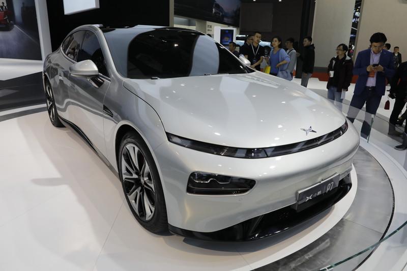 Chinese Tesla-concurrent Xpeng trekt naar de beurs