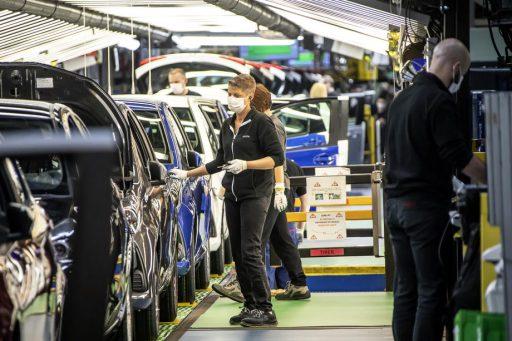 Europese industrie veert op, maar nog geen volledig herstel