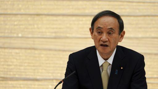 Yoshihide-Suga-eerste-minister-Japan