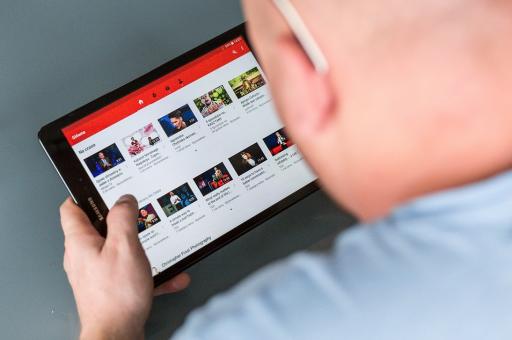 YouTube moet gegevens van illegale uploaders niet bekendmaken