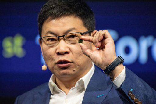 Huawei zit door Amerikaanse sancties bijna zonder chips om smartphones te maken