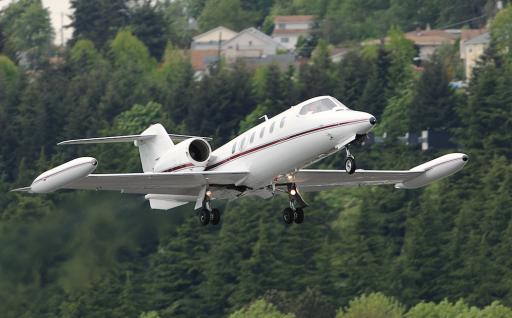 Verkoop zakenvliegtuigen zit opnieuw in de lift