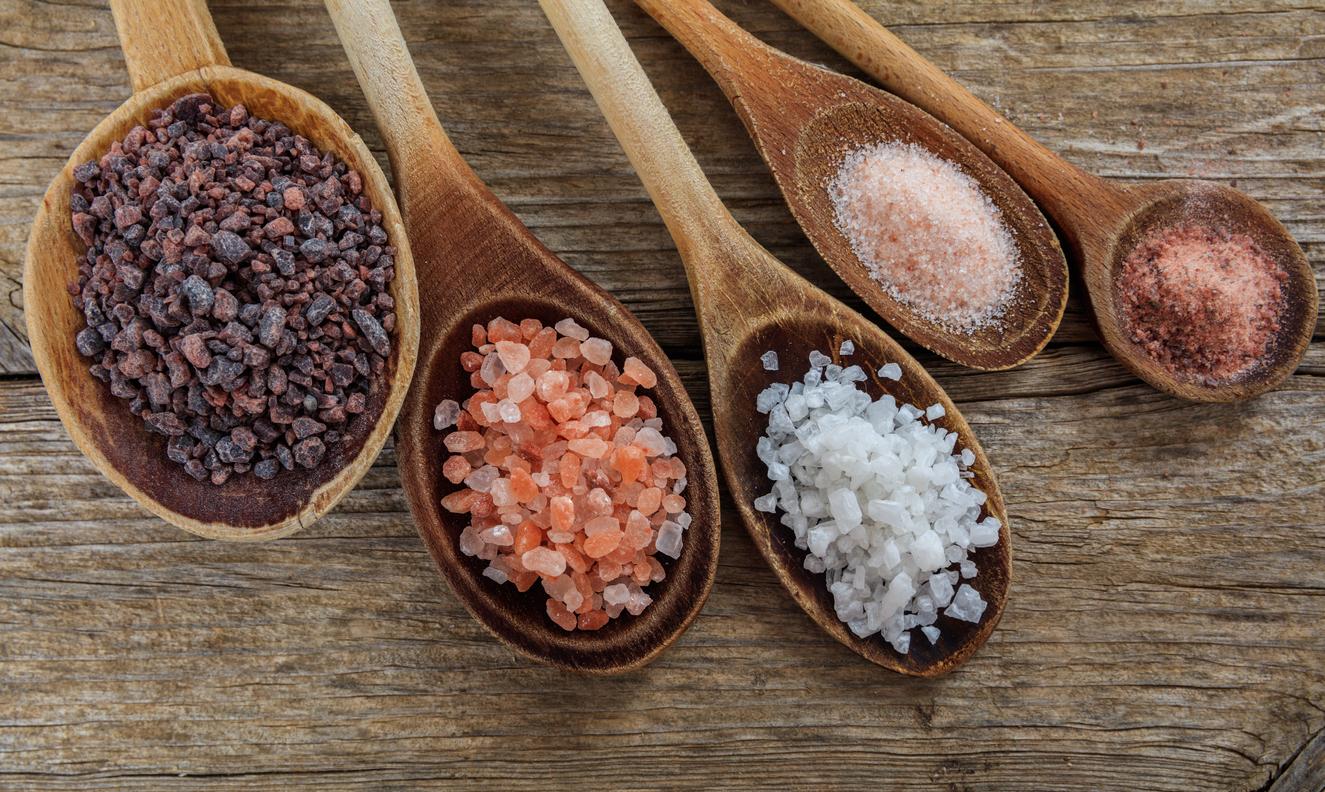 Les meilleurs substituts au sel