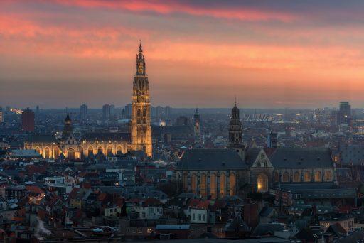 Tip in België: Onze-Lieve-Vrouwekathedraal in Antwerpen