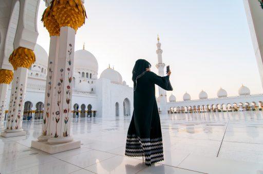 Abu Dhabi: moderne magie in het Midden-Oosten