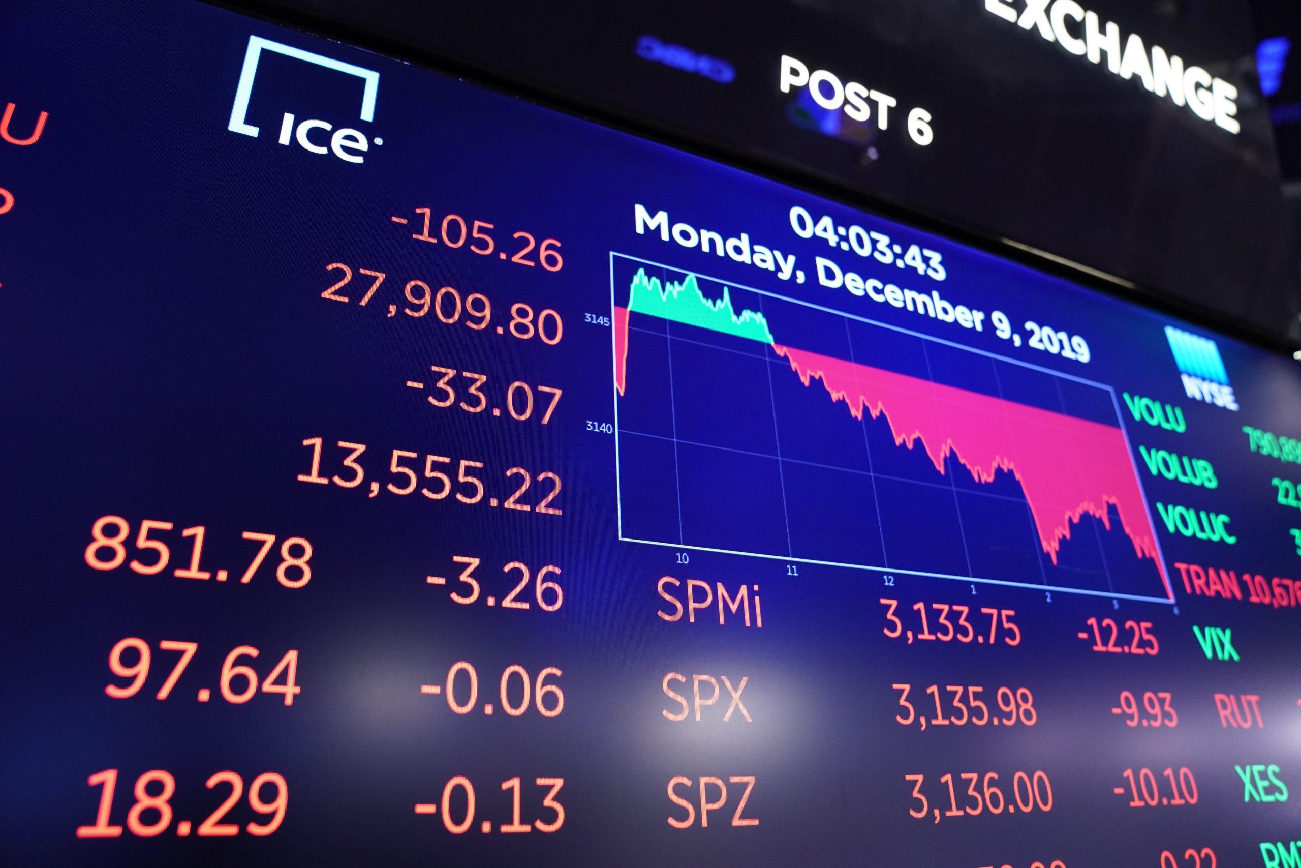 Le média économique Market Watch a établi la liste des 20 actions les plus performantes des dix dernières années sur les bourses aux États-Unis.