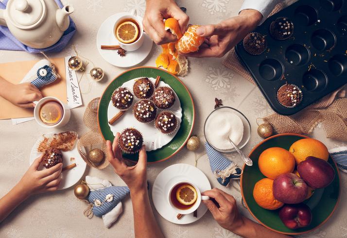 Feestdagen en Diabetes: Wat moet ik doen?