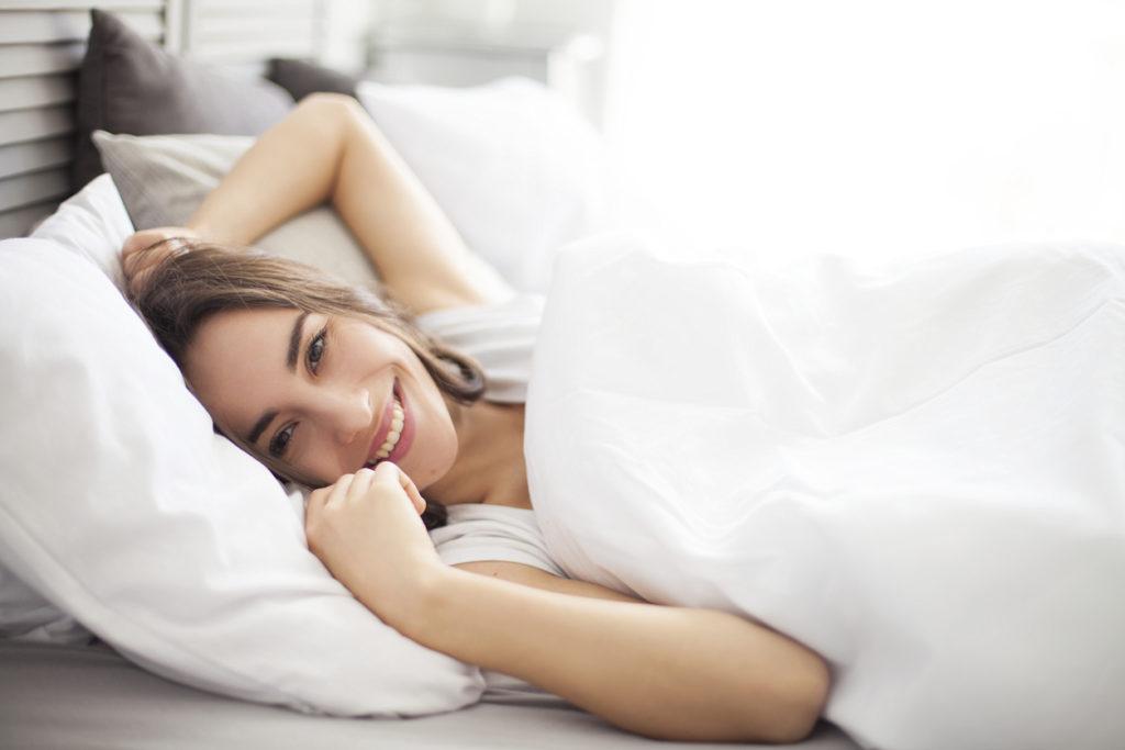 Aha: zo beïnvloedt slaap je gewicht