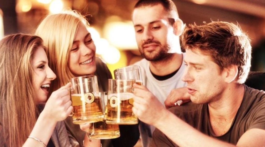 Alcohol drinken en toch vermageren doe je zo