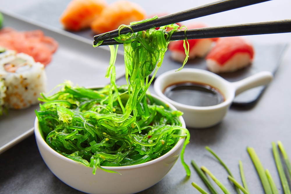 Algen zijn uitstekende voedingsmiddelen voor je gezondheid