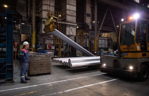 La guerre de l'aluminium entre le États-Unis et le Canada connaît une trêve