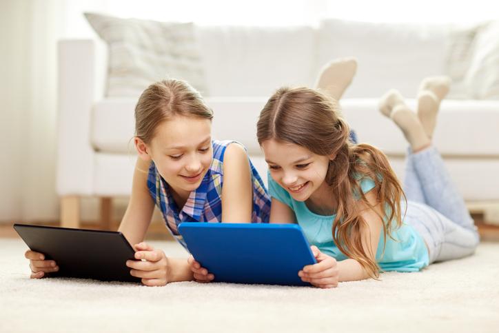 Apps voor Peuters en Kleuters: Kinderspelletjes