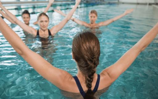 Aquagym: 5 redenen om er mee te beginnen