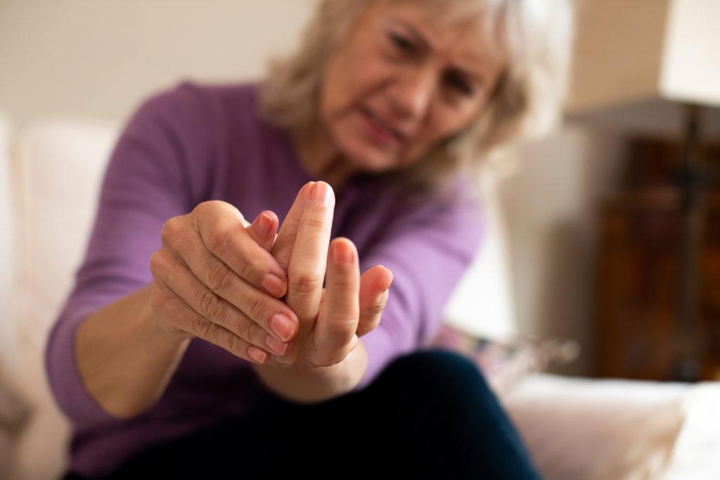 Is er een link tussen artrose en veroudering?