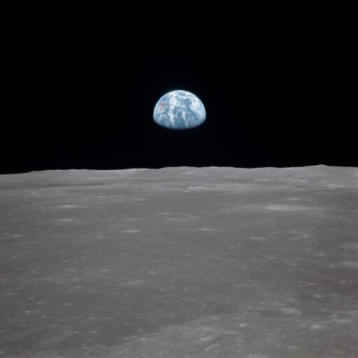 8 landen sluiten ruimte-akkoord Artemis: tijd om de maan te verkennen