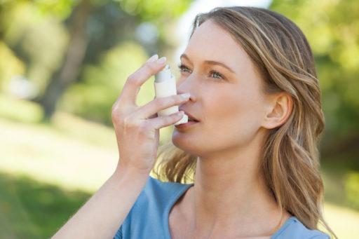 Astma Symptomen