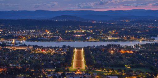 Op citytrip naar Canberra? 5 must-sees in de  hoofdstad van Australië